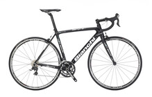 Bianchi Sempre Pro velo route Ultegra noir